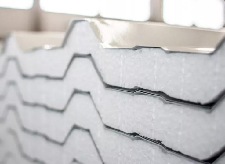 tipos de telhas metálicas termoacústica
