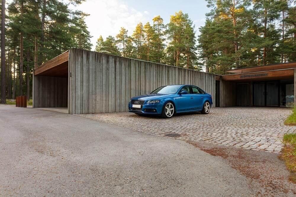 Quanto custa cobertura de garagem?