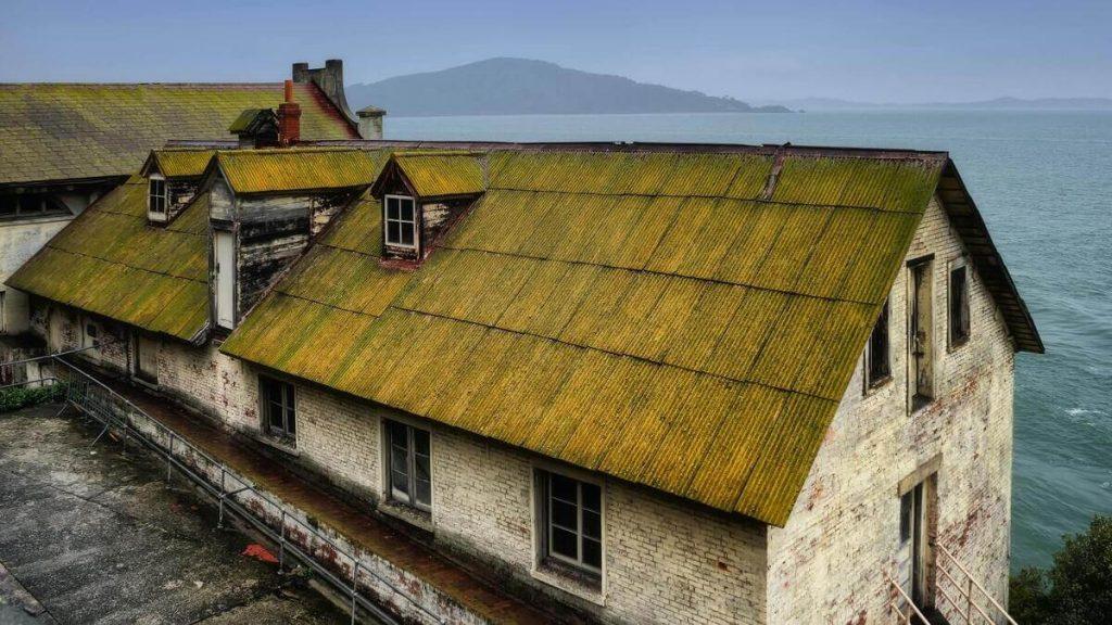 Desvantagens das telhas de fibrocimento