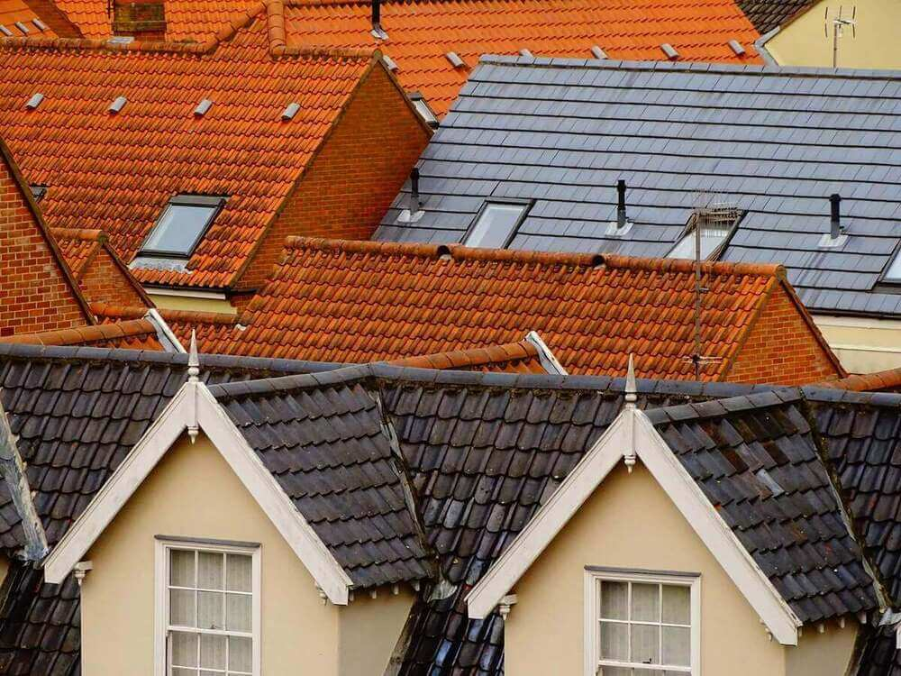 tesoura do telhado