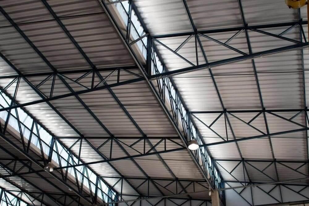 Para que serve uma telha galvanizada?